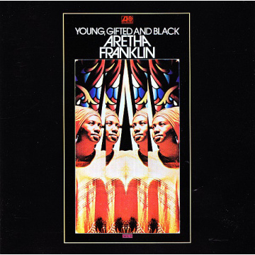 FRANKLIN ARETHA - Young gifted & black