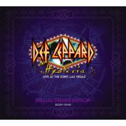 DEF LEPPARD - Viva! Hysteria DELUXE EDITION 2CD+DVD