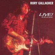 GALLAGHER RORY - Live in Europe CD