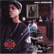 GANG STARR - Daily operation CD