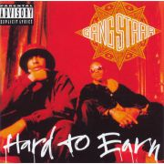 GANG STARR - Hard to earn CD