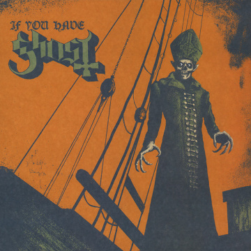 "GHOST - If You Have Ghost 12"" EP UUSI Republic Records USA"