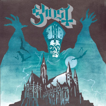 GHOST - Opus Eponymous LP Rise Above UUSI
