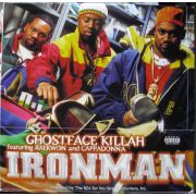 GHOSTFACE KILLAH - Iron man CD