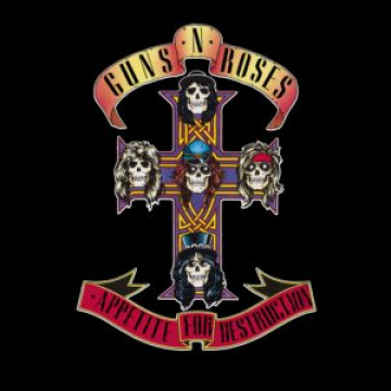 GUNS N ROSES  - Appetite for Destruction: Locked N'Loaded 2LP