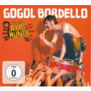 GOGOL BORDELLO - Live from Axis Mundi CD+DVD