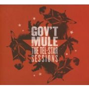 GOV'T MULE - The Tel-Star Sessions 2-LP Provogue LTD SPLATTER VINYLS M/M