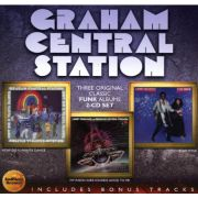 GRAHAM CENTRAL STATION -  Now Do U Wanta Dance / My Radio Sure Sounds Good To Me / Star Walk 2CD