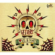 GO GETTERS - Love & Hate CD