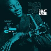 GREEN GRANT - Grant's First Stand LP Capitol