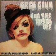 GINN GREG - Fearless Leaders LP SST UUSI