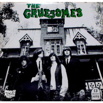GRUESOMES - The Gruesomes LP Groovie Records UUSI