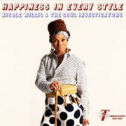WILLIS NICOLE & SOUL INVESTIGATORS - Happiness in every style CD