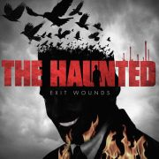 HAUNTED - Exit Wounds LP Century Media