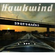HAWKWIND - Spacehawks 2-LP Back On Black UUSI M/M