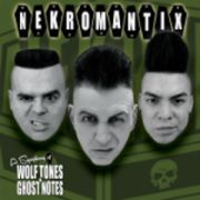 NEKROMANTIX - A Symphony of Wolf Tones & Ghost Notes CD