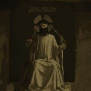 HELL MILITIA - Jacob's ladder LP Season Of Mist UUSI LTD 500 COPIES