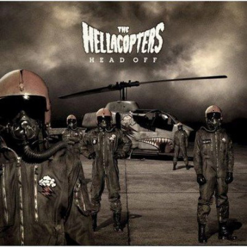 HELLACOPTERS - Head Off LP UUSI LTD 500 GOLD VINYL