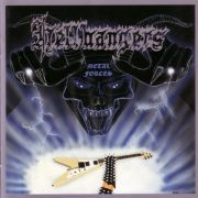 V/A - Hellbangers Metal Forces LP Iron Pegasus