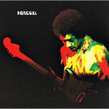 JIMI HENDRIX - Band of Gypsys LP UUSI Sony