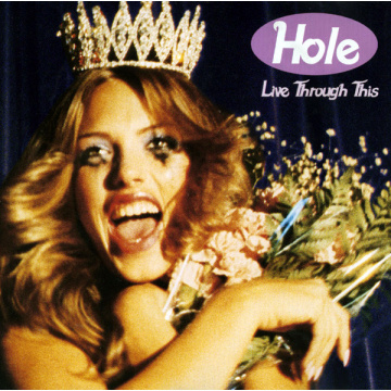 HOLE - Live Through This LP LTD RED vinyl UUSI Universal Music