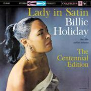 HOLIDAY BILLIE - Lady in Satin 3CD Centennial Edition