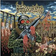 HOLOCAUSTO - Diario de Guerra LP UUSI LTD GREEN