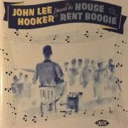 HOOKER JOHN LEE - House Rent Boogie CD