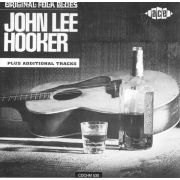 HOOKER JOHN LEE - Original Folk Blues... Plus CD