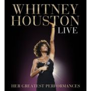 HOUSTON WHITNEY - Live – Her Greatest Performances CD+DVD