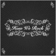 V/A - How We Rock 2LP Burning Heart Records EX-/VG+