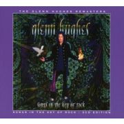 HUGHES GLENN - Songs in the key of rock 3CD