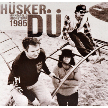 HÜSKER DÜ - Minneapolis Moonstomp 1985 2-LP LetThemEatVinyl UUSI