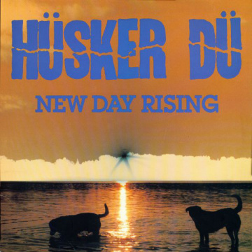 HÜSKER DÜ - New Day Rising LP SST UUSI