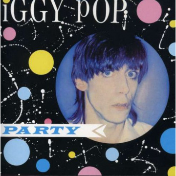 POP IGGY - Party LP Music On Vinyl LTD 1000 COLOUR VINYL M/M
