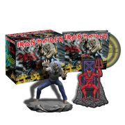 IRON MAIDEN - Number Of The Beast Limited CD digipak. In printed box including a figurine.