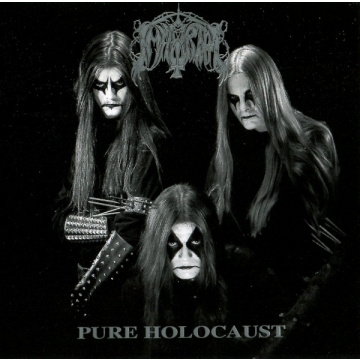 IMMORTAL - Pure Holocaust LP LTD MARBLED
