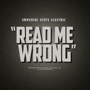IMPERIAL STATE ELECTRIC - Read Me Wrong 12-INCH Psychout UUSI LTD COLOUR VINYL