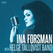 FORSMAN INA WITH HELGE TALLQUIST BAND - Ina Forsman with Helge Tallqvist Band LP