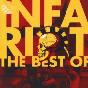 INFA RIOT - The Best Of 2-LP LetThemEatVinyl RSD 2015 RELEASE YELLOW VINYLS