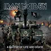 IRON MAIDEN - A matter of life and death CD Reissue Digi