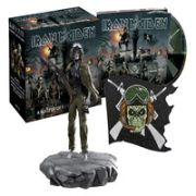IRON MAIDEN - A matter of life and death CD Special limited collectors box edition. Comes with figure.