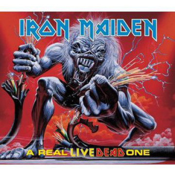 IRON MAIDEN - A real live dead..one 2CD