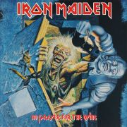IRON MAIDEN - No Prayer For The Dying LP UUSI Parlophone