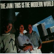 JAM - This is the modern world LP Vinyl Lovers UUSI M/M