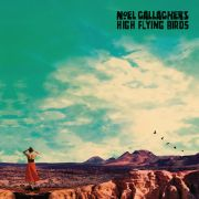 NOEL GALLAGHER's HIGH FLYING BIRDS - Who Built the Moon? Deluxe Package Hardback book style package in slipcase CD