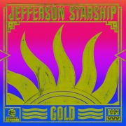 JEFFERSON STARSHIP - Gold LP RSD 2019 release