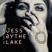 JESS BY THE LAKE - Under The Red Light Shine LP BLACK VINYL Svart Records