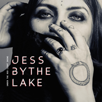 JESS BY THE LAKE - Under The Red Light Shine LP PURPLE VINYL Svart Records