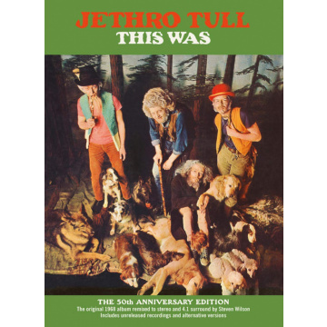JETHRO TULL - This Was 3CD+DVD (LIMITED)